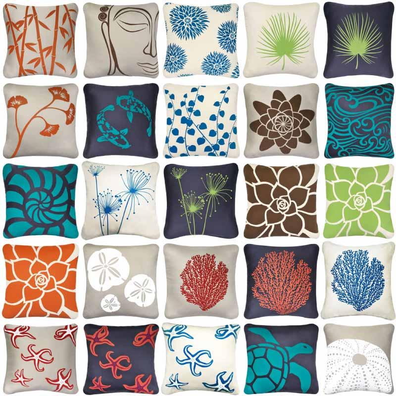 Gilbert Accent Pillows