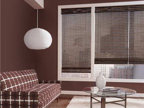 Gilbert Natural Woven Wood Shades Window Treatments