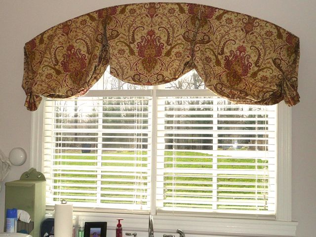 Gilbert custom valances