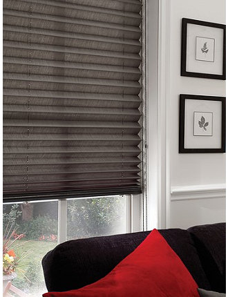 Gilbert Pleated Shades