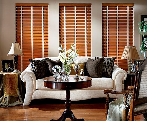 Gilbert Wood Blinds